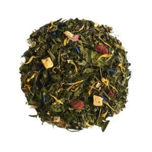 thé cbd effet