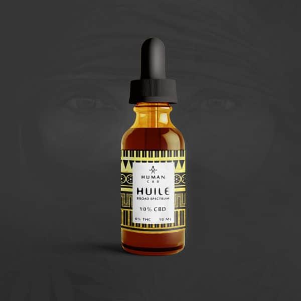 Voici notre Huile CBD Full Spectrum 10%, utilisé pour réduire les problèmes liés à l'anxiété et au stress. Le CBD consommé en huile propose de nombreux avantages.